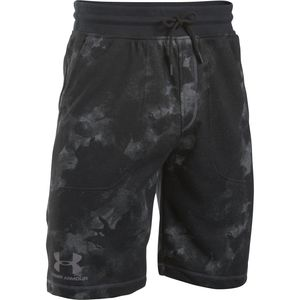 Under Armour Camo Printed Terry Short - Men's