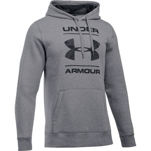 Under Armour Rival Camo Block Pullover Hoodie - Men's
