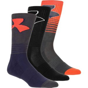 Under Armour Phenom 2.0 Crew Sock - 3-Pack