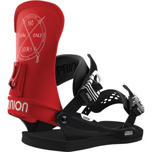 Union Spring Break x Custom House Snowboard Binding