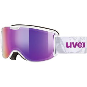 Uvex Skyper Full Mirror Goggle - Women's