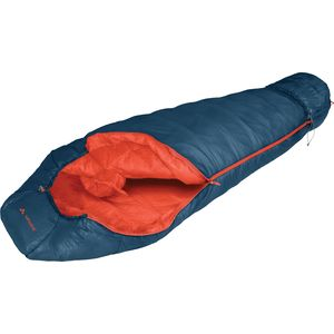 Vaude Arctic 1200 Sleeping Bag: 27 Degree Synthetic