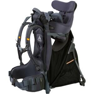 photo: VauDe Butterfly Comfort child carrier