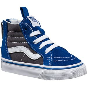 Vans SK8-Hi Zip Skate Shoe - Toddler Boys'