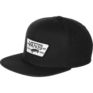 Vans Full Patch Snapback Hat - Boys'