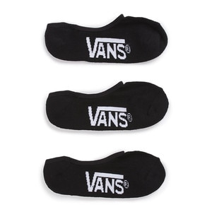 Vans Classic Super No Show Socks - 3-Pack - Men's
