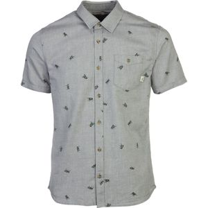 Vans Bason Shirt - Short-Sleeve - Men's