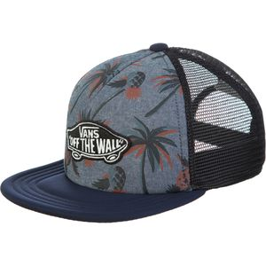 Vans Classic Patch Trucker Plus Hat - Boys'