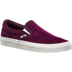 Vans Scotchgard Classic Slip-On Shoe - Women's