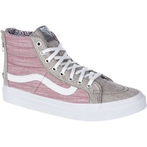 Vans SK8-HI Slim Zip Shoe - Women's