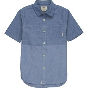 Vans Storrow Shirt - Short-Sleeve - Boys'