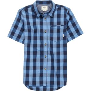 Vans Milton Shirt - Short-Sleeve - Boys'