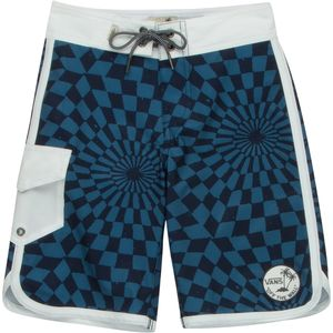 Vans Mixed Scallop Board Short - Boys'
