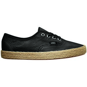 Vans Authentic Espadrille Shoe - Women's