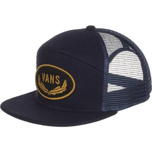 Vans Sign 6-Panel Trucker Hat