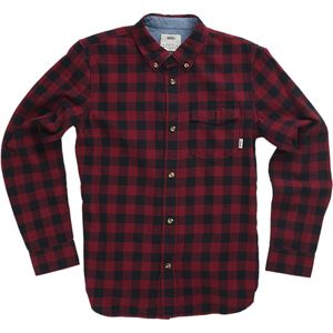 Vans Eckleson Shirt - Long-Sleeve - Boys'