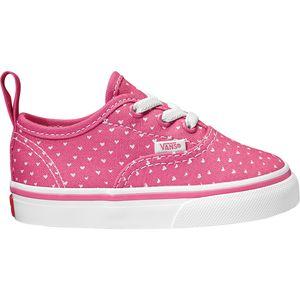 Vans Authentic Elastic Lace Shoe - Toddler Girls'