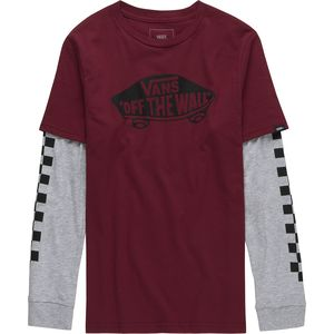 VansOTW Twofer Shirt - Boys'