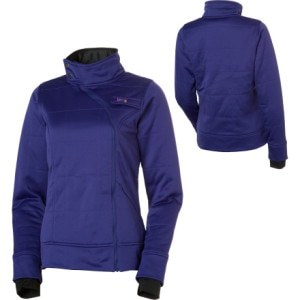 Vans Rowling Asym Fleece Jacket - Womens
