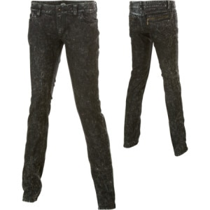 Vans Ultra Skinny-Fit Denim Pant - Womens