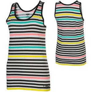 Vans Falling Stripes Tank Top - Womens