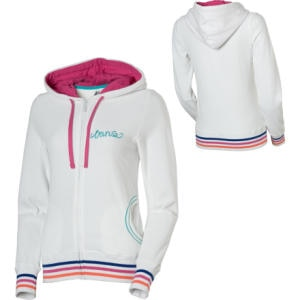 Vans Velvety Full-Zip Hooded Sweatshirt - Womens