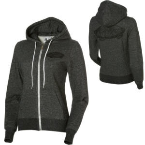 Vans Old Skool Full-Zip Hooded Sweatshirt - Womens