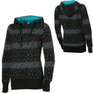 Vans Big Button Pullover Sweatshirt - Womens