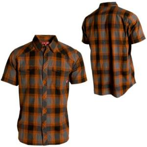 Vans Panhandle Shirt - Short-Sleeve - Mens