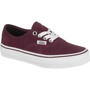 Authentic Skate Shoe - Girls'