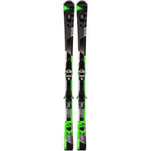 Volkl RTM 84 UVO Ski with iPT Wide Ride XL 12.0 D Binding
