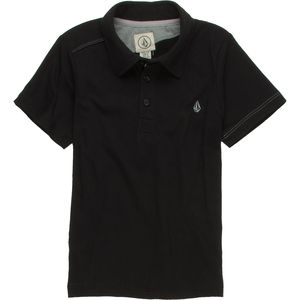 Volcom Wowzer Polo Shirt - Short-Sleeve - Boys'