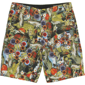 Volcom Frickin V4S Mix Hybrid Short - Men's
