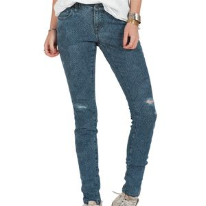 Volcom Super Stoned Skinny Denim Pant - Women's