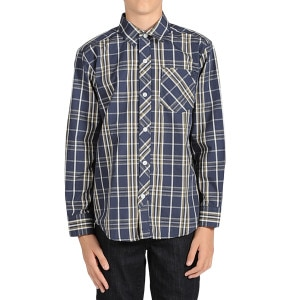 Weirdoh Plaid Shirt - Long-Sleeve - Boys'