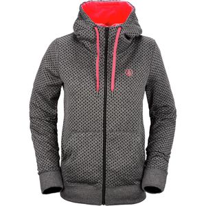 Volcom Stone Dot Fleece Full-Zip Hoodie - Women's