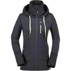Volcom Covey Full-Zip Hoodie - Women's