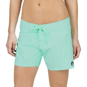Volcom Simply Solid 5in Board Short - Women's