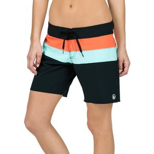 Volcom Simply Solid 7in Board Short - Women's
