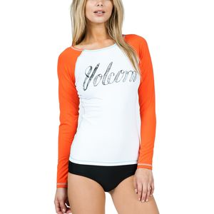 Volcom Colorblock Rashguard - Long-Sleeve - Women's