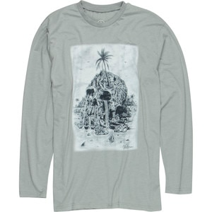 Volcom Savage Isle Surf Tee Rashguard - Long-Sleeve - Men's