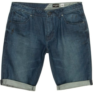 Volcom Nova Solver Cut Off Denim Short - Men's