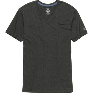 Volcom Heather V-Neck T-Shirt - Men's
