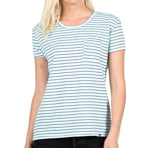 Volcom Lived In Stripe T-Shirt - Short-Sleeve - Women's