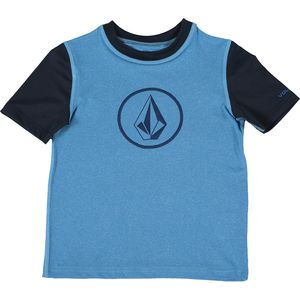 Volcom Heather Rashguard - Short-Sleeve - Toddler Boys'