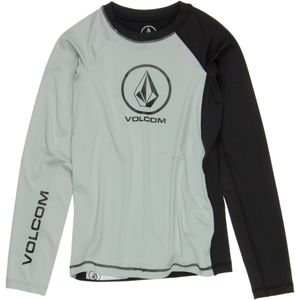 Volcom Colorblock Rashguard - Long-Sleeve - Boys'