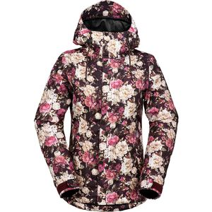 Volcom Bolt Hooded Insulated Jacket - Women's