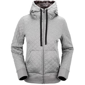 Volcom Tansy Quilted Fleece Jacket - Women's