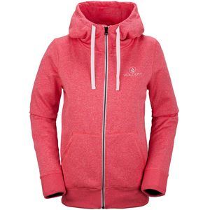 Volcom Cascara Fleece Full-Zip Hoodie - Women's