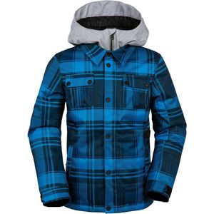Volcom Neolithic Insulated Jacket - Boys'